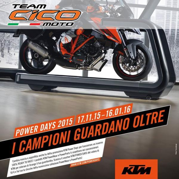 KTM Power Days 2015