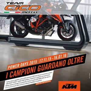 Power Days 2015 KTM