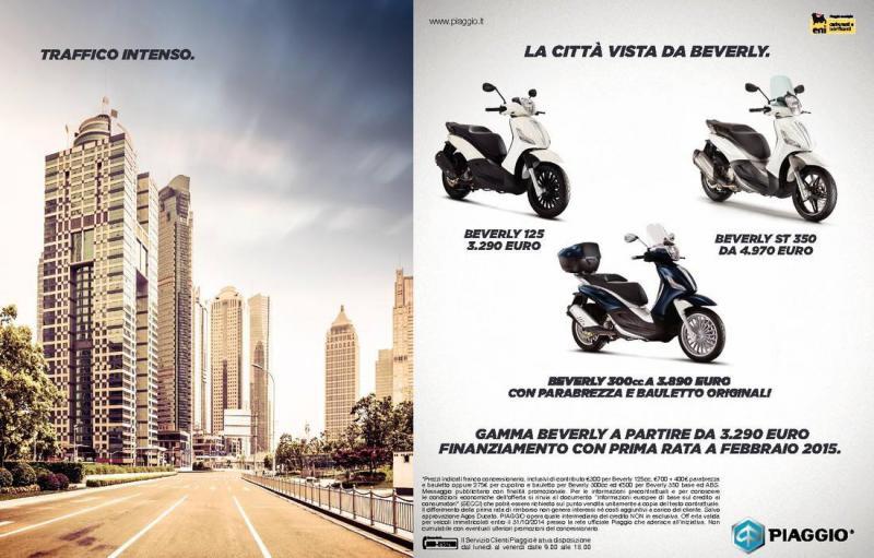Promozioni Piaggio [Novembre 2014]
