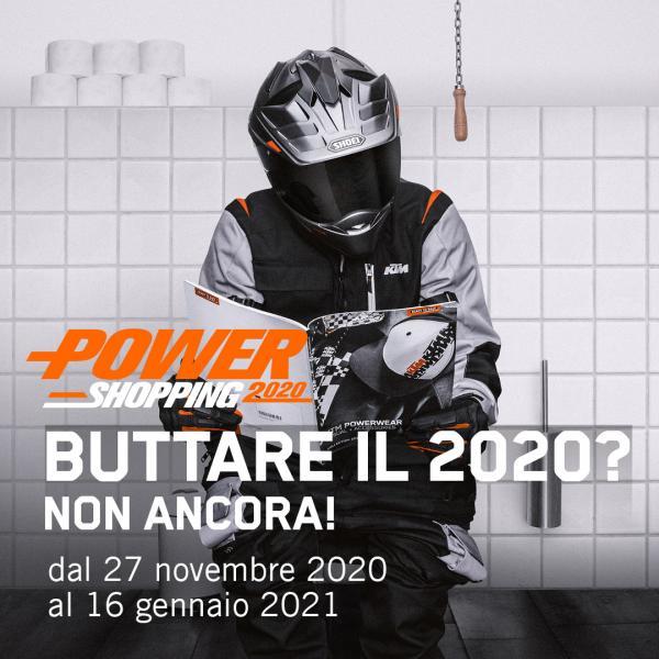 Ktm Power Shopping 2020