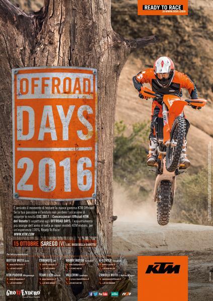 Offroad Days 2016 - Grottenduro