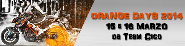 Orange days 2014